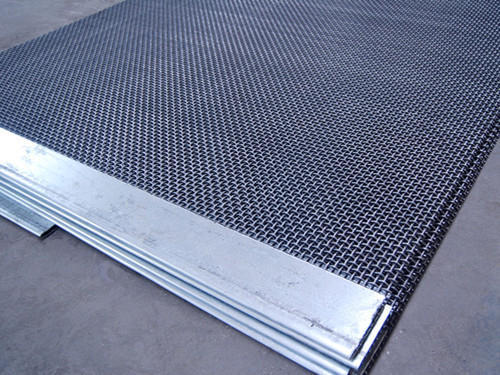 Industrial High Carbon Steel Wire Mesh
